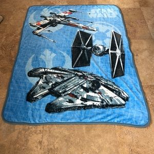 Other - Star Wars Star Ships Throw